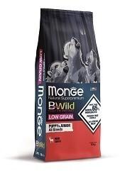 Monge Dog Bwild LG Puppy малозерновой д/щенков оленина 12 кг