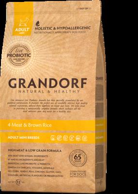 Grandorf Dog Probiotic Mini д/собак мелких пород 3 кг