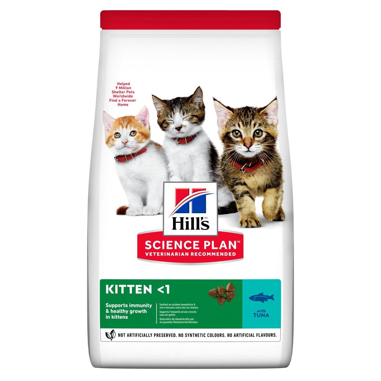 Hill's SP Kitten д/котят тунец 300 г