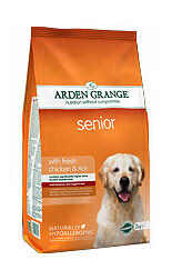 AG Dog Senior д/собак пожилых курица рис 2 кг
