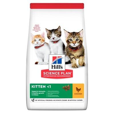 Hill's SP Kitten д/котят курица 1,5 кг