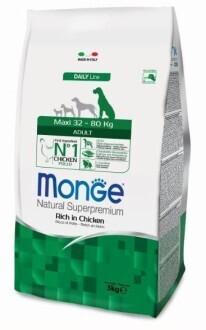 Monge Dog Maxi д/собак крупных пород 3 кг