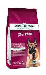 AG Dog Premium д/собак курица рис 12 кг