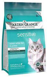 AG Cat Sensitive д/кошек диета рыба/картофель беззерновой 400 г