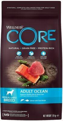 Core Dog Medium д/средних лосось 1,8 кг