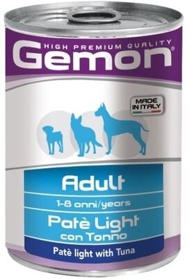 Gemon Dog конс д/собак Light тунец 400 г
