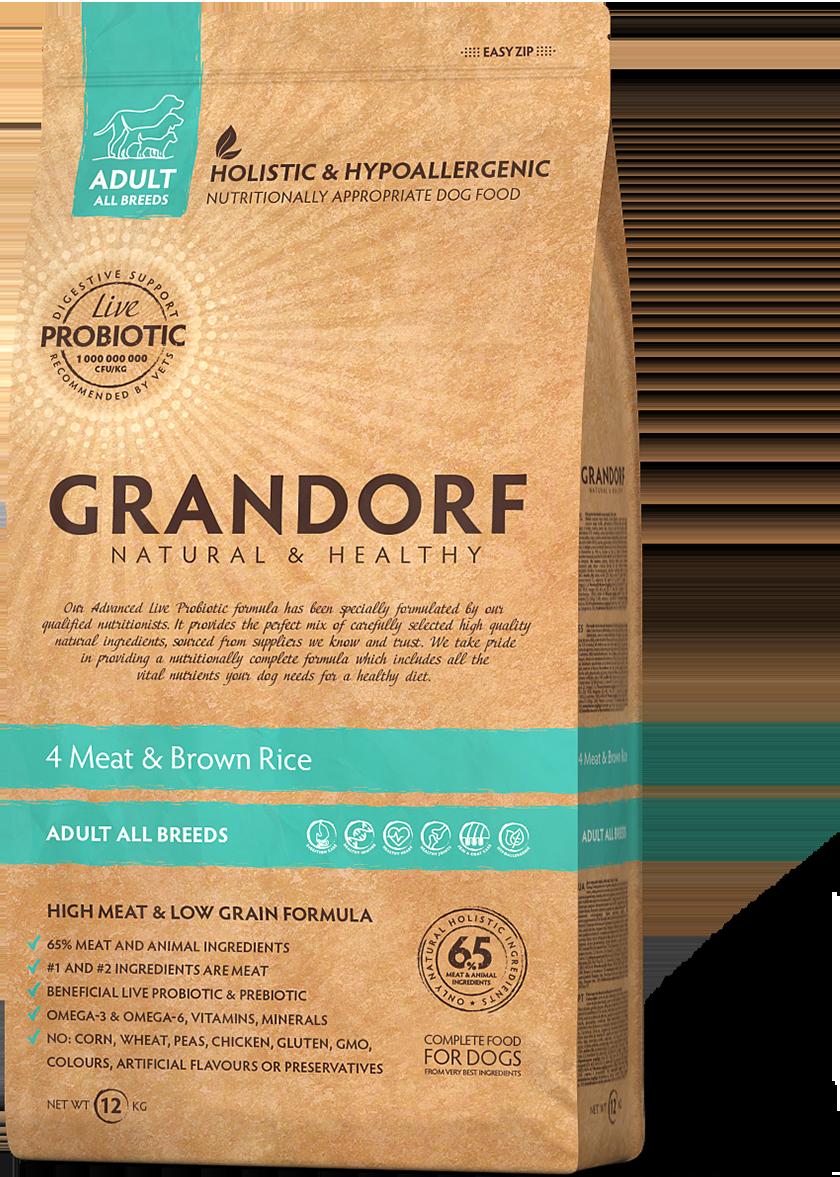 Grandorf Dog Probiotic д/собак всех пород 1 кг