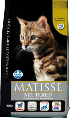 Matisse Cat Neutered д/стерил кошек курица 1,5 кг