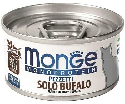 Monge Cat Monoprotein конс д/кошек буйвол 80 г