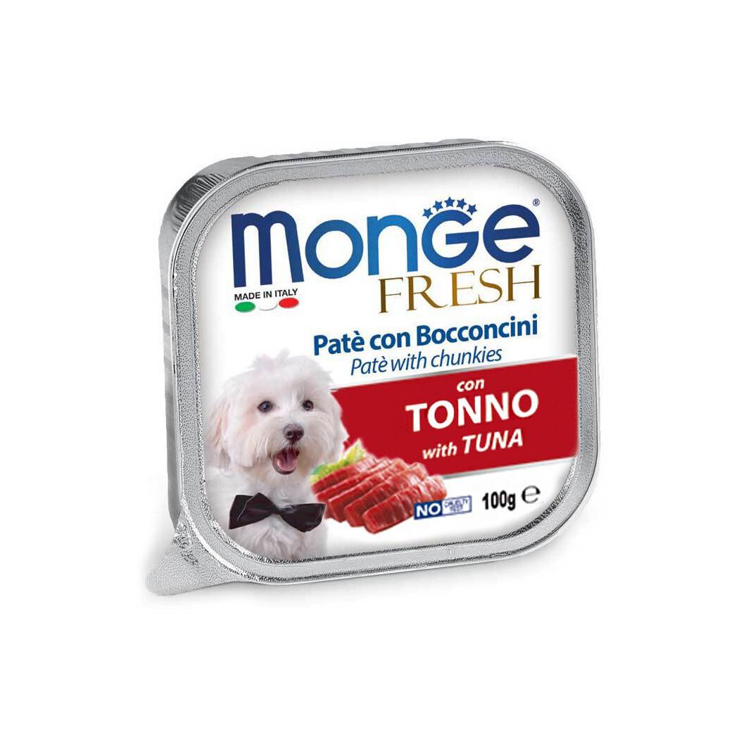 Monge Dog Fresh конс д/собак Тунец 100 г