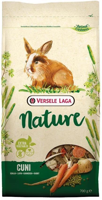 Versele-Laga Nature Cuni д/кроликов 700 г