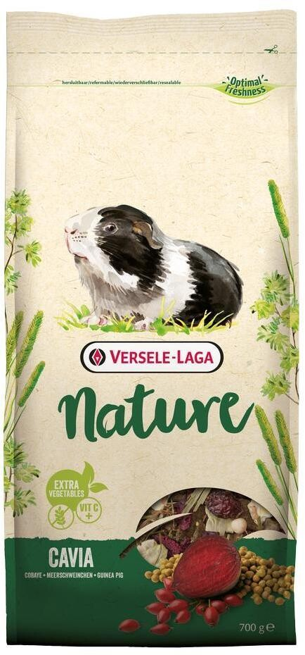 Versele-Laga Nature Cavia д/морских свинок 2,3 кг