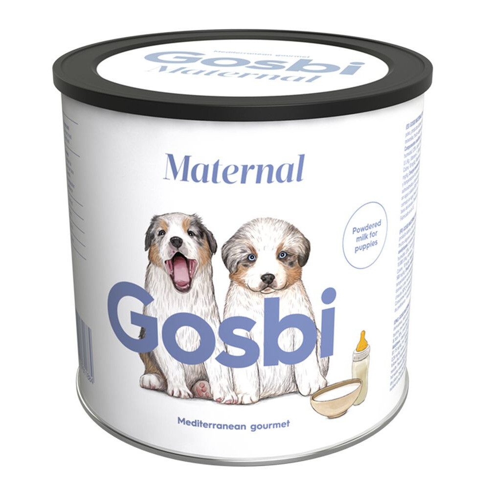 Госби молочная смесь д/щенков 400 г