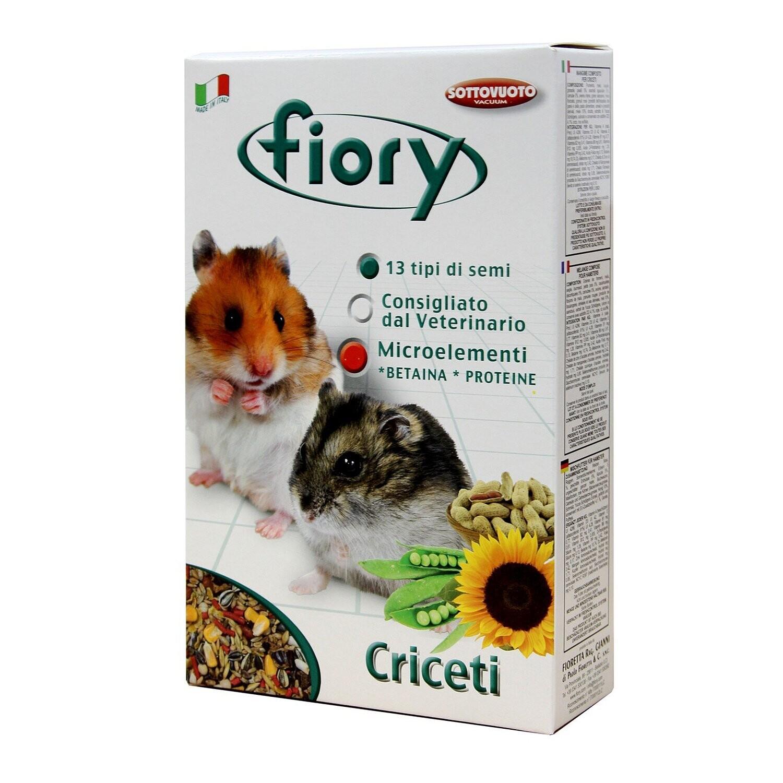 Фиори Criceti корм д/хомяков 400 г