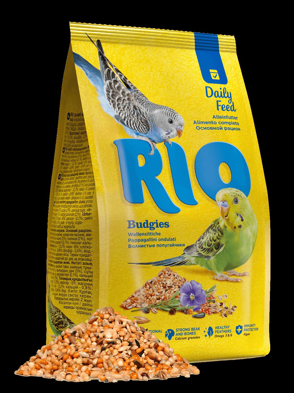 Рио корм д/волнистых попугаев 1 кг
