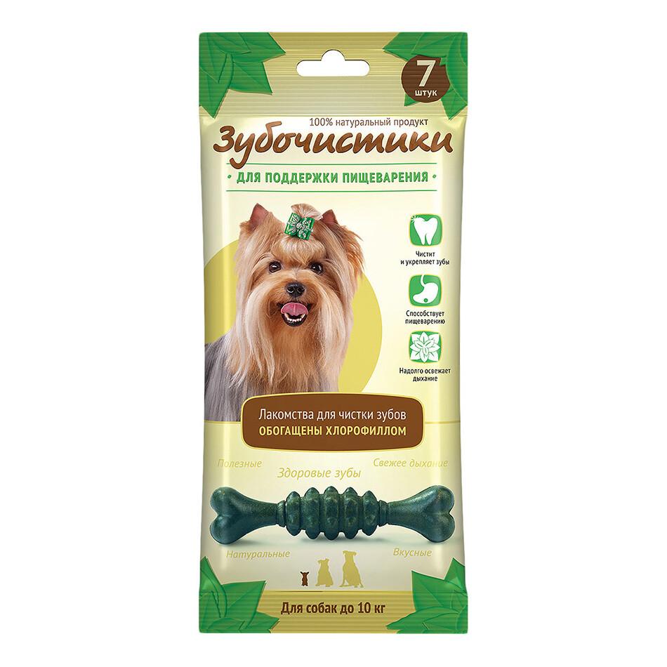 Зубочистики д/собак мелких Мятные 7 шт