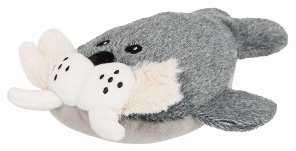 Игр д/собак Морж Тиль 28 см плюш