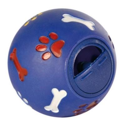 Игр д/собак Мяч д/лакомств 14,5 см