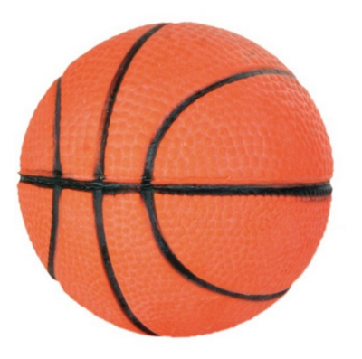 Игр д/собак Мяч мягкая резина 7 см