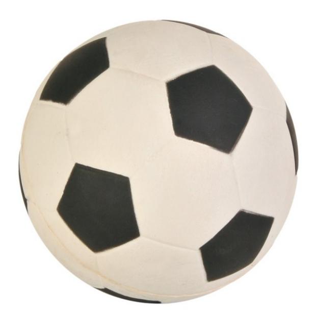 Игр д/собак Мяч мягкая резина 6 см