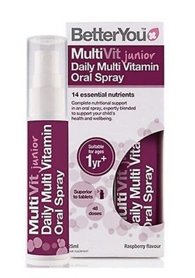 Better You Multivit Junior Oral Spray