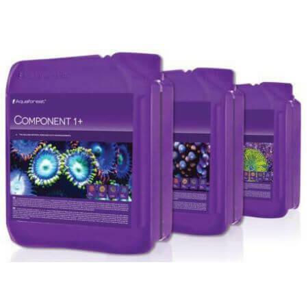 Aquaforest component 1+ 2+ 3+