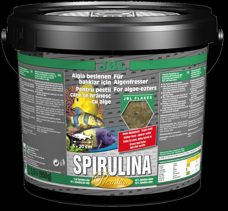 Spirulina 1000ml (Verkrijgbaar op aanvraag)
