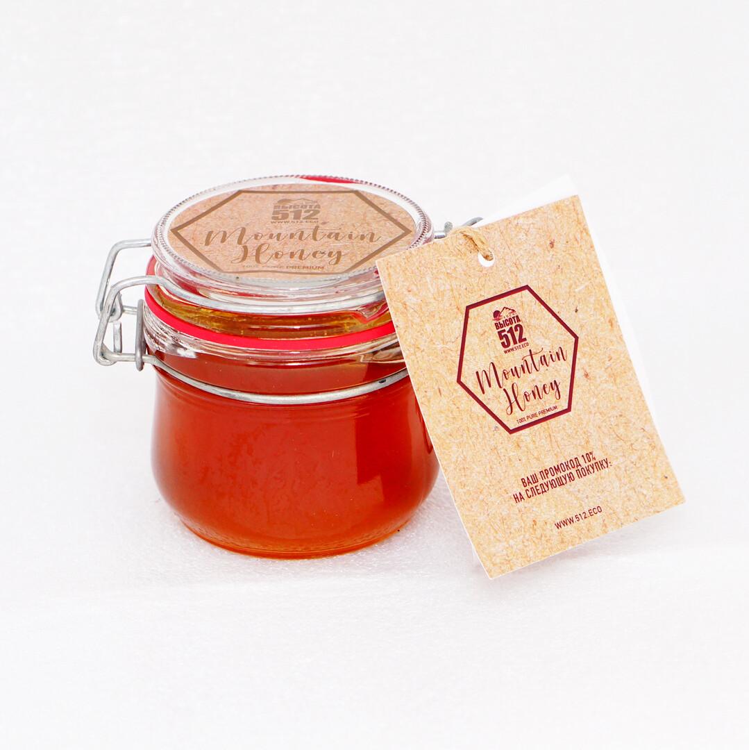 Мёд горный 250г