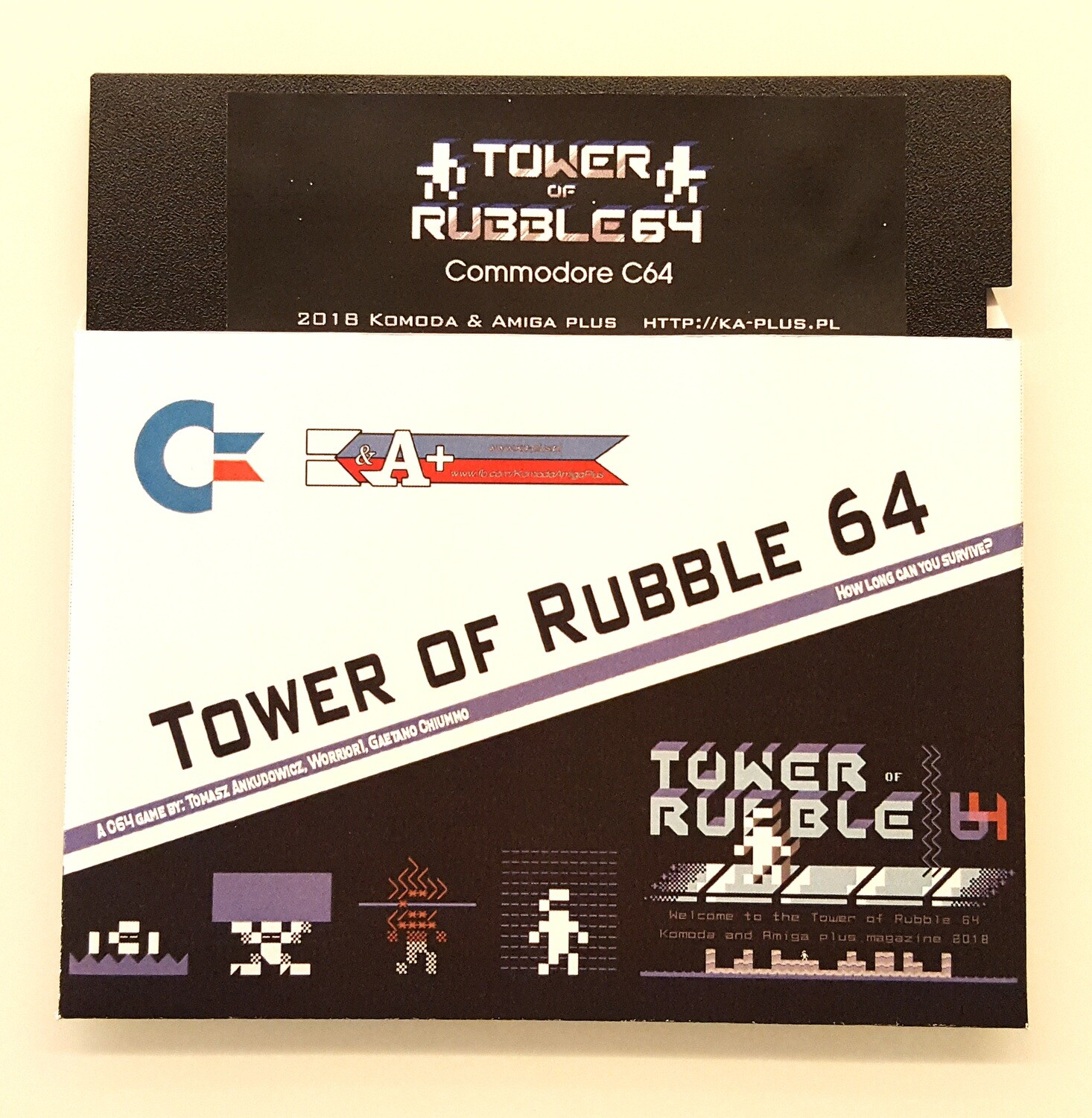 Tower of Rubble 64