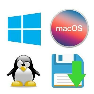 Instalación sistema y backup datos