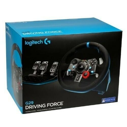Volante Logitech G29 Driving force