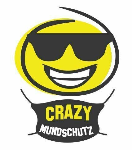 Crazy-Mundschutz