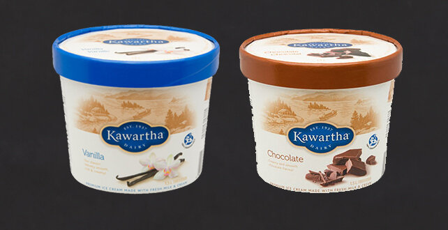 KAWARTHA ICE CREAM