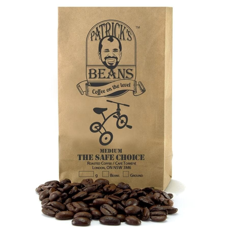 PATRICK'S BEANS COFFEE