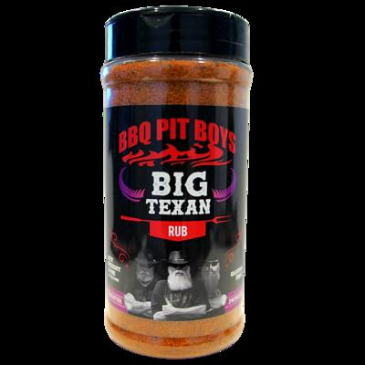 BBQ PIT BOYS BIG TEXAN RUB