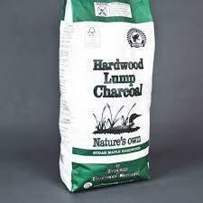 NATURES OWN HARWOOD LUMP CHARCOAL