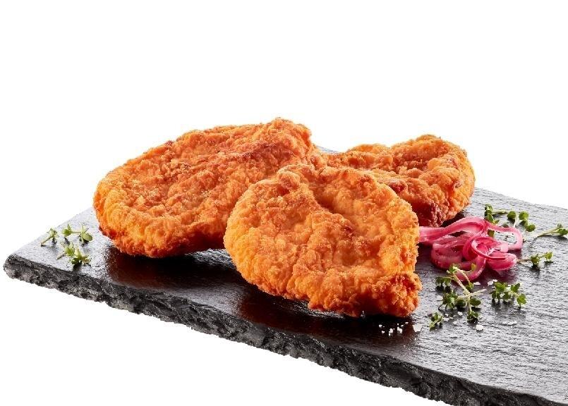 Spicy chicken filets