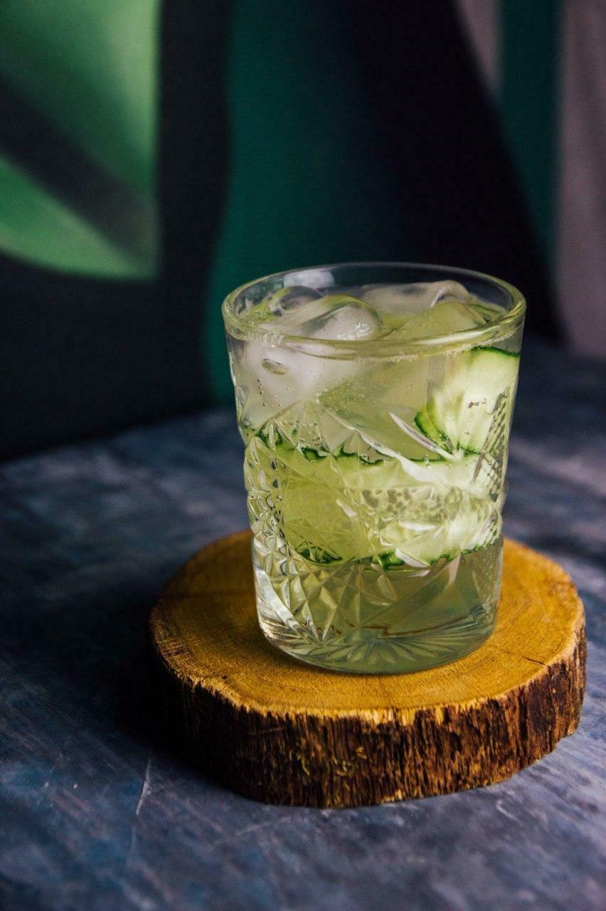 Огірковий лимонад
