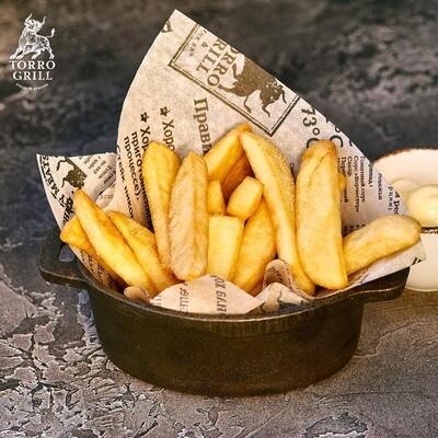 Картофель фри с ароматом трюфеля
