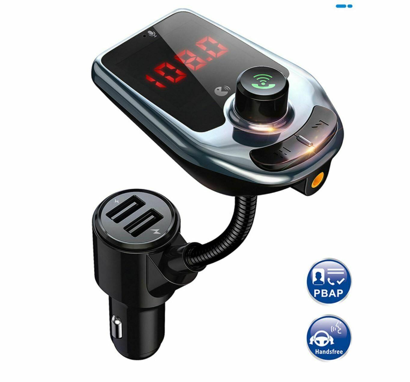 """Автомобильный Bluetooth fm-передатчик и MP3-плеер """"LUTU"""""""