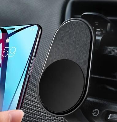Автомобильный держатель магнитный для смартфона