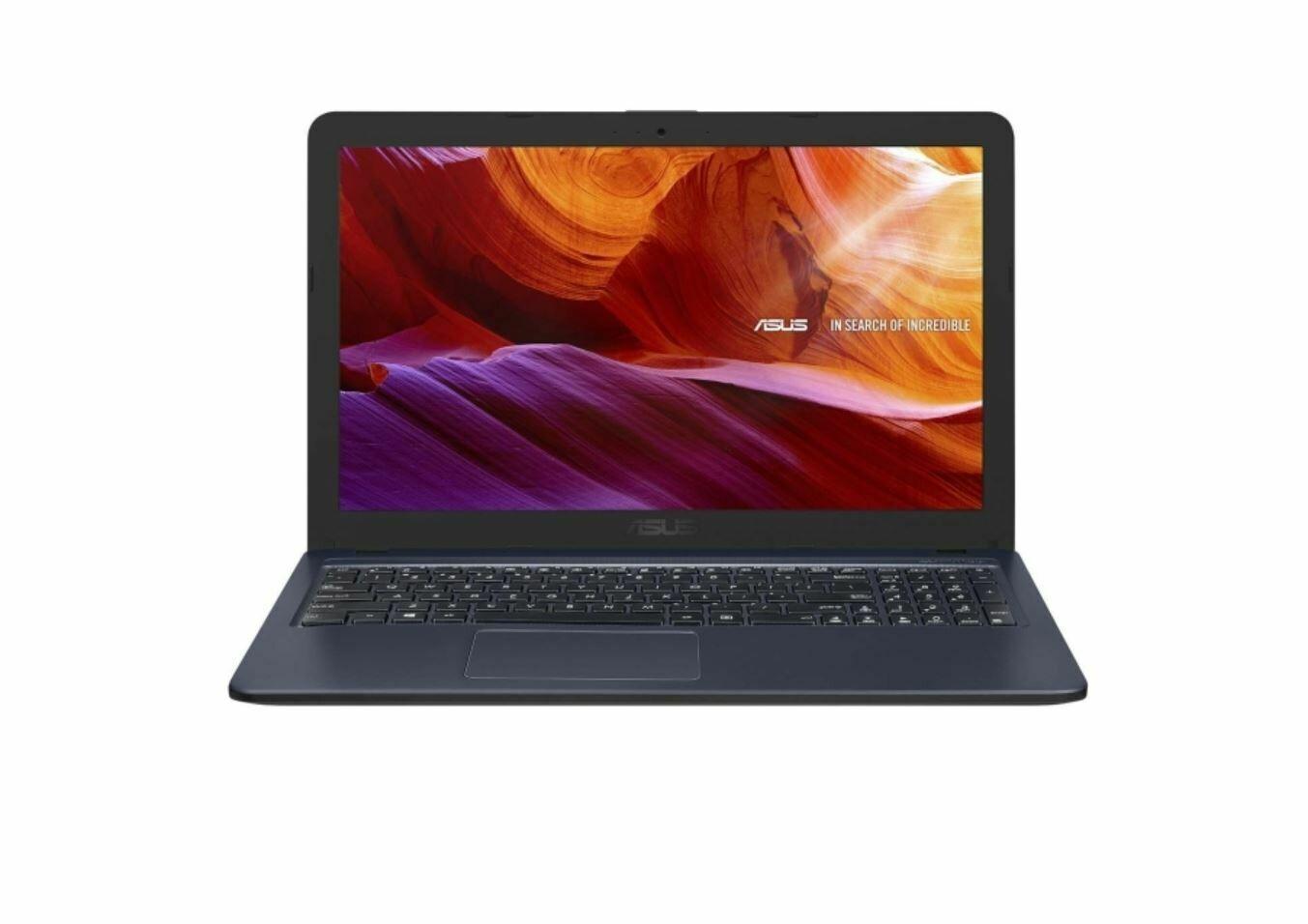 Ноутбук Asus X543BA