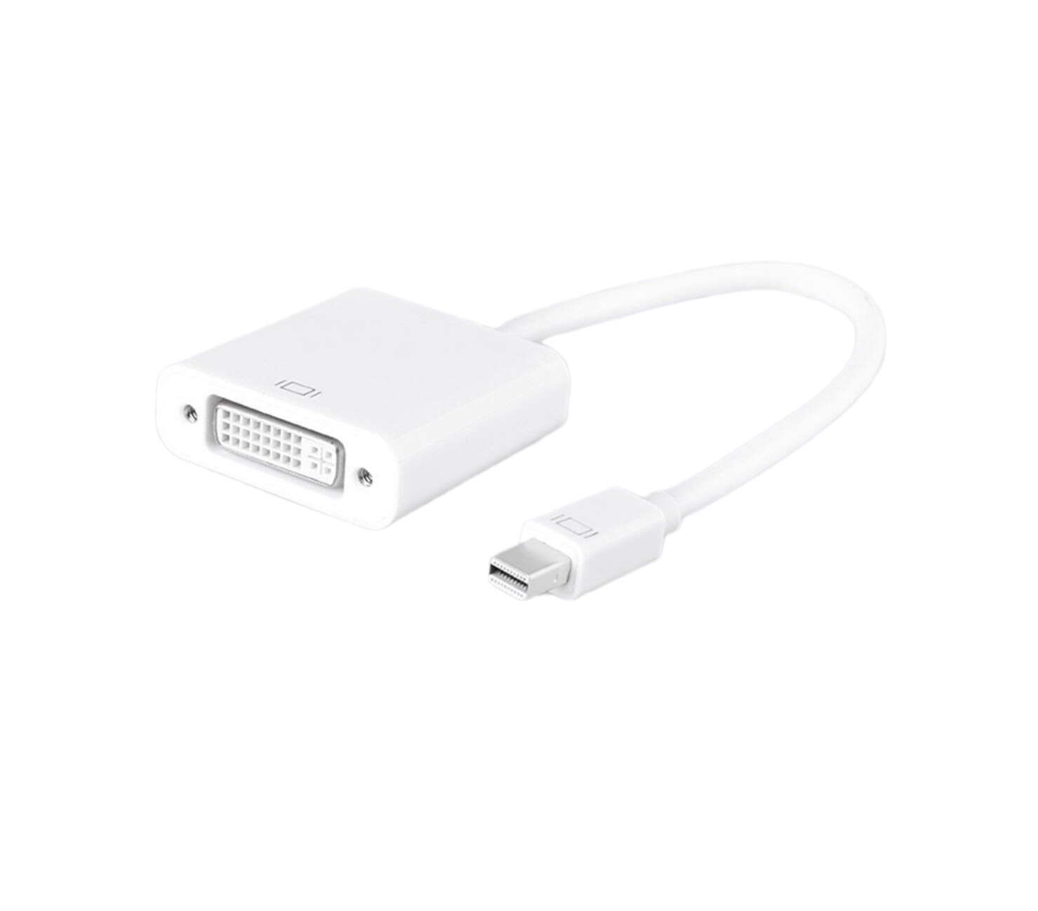Переходник mini DisplayPort - DVI-D