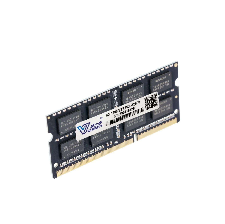Оперативная память SODIMM Vaseky DDR3 1600Mhz 8G