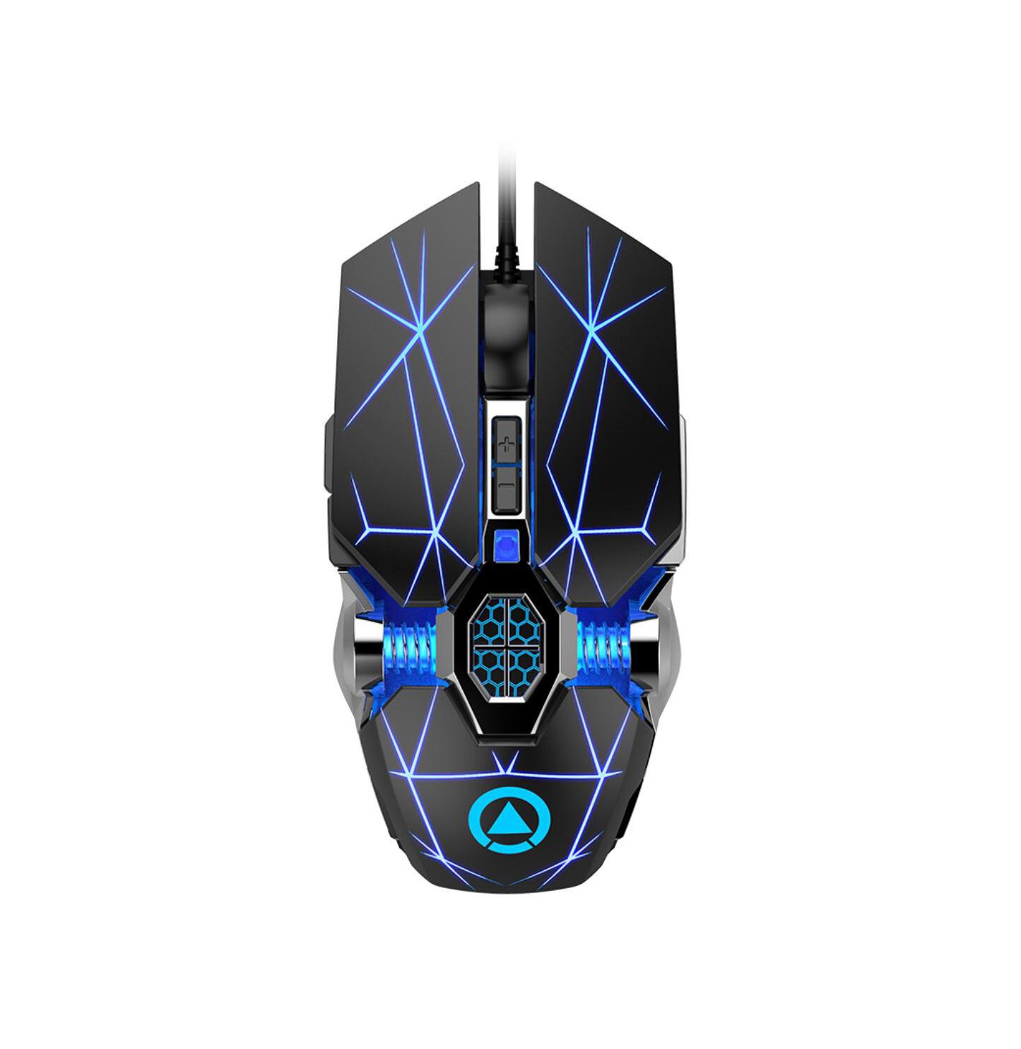Игровая проводная мышь Kisame G3os с подсветкой