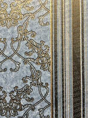 Гомельобои бумажные (дуплекс) Версаль-полоса 82 0,53мx10м
