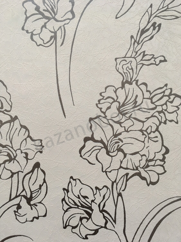 Гомель Фокс Обои виниловые на флизелиновой основе 1,06х10м Есения 5073