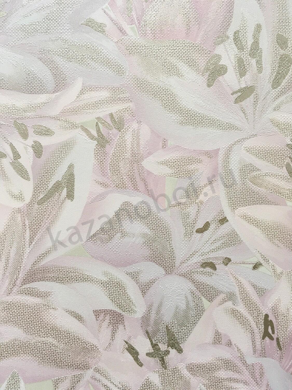 Артекс(Россия) обои виниловые на флизелиновой основе 1,06х10м  Лилии 10212-05