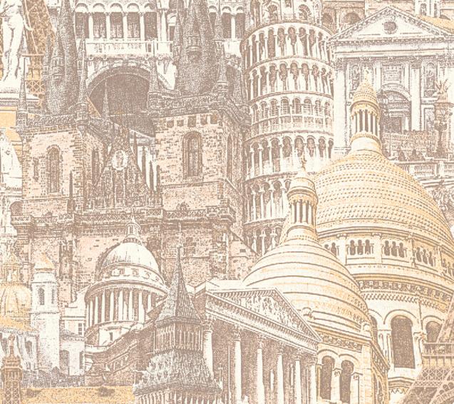 Гомель Фокс Обои виниловые на флизелиновой основе  1,06мх10м  Города 2143