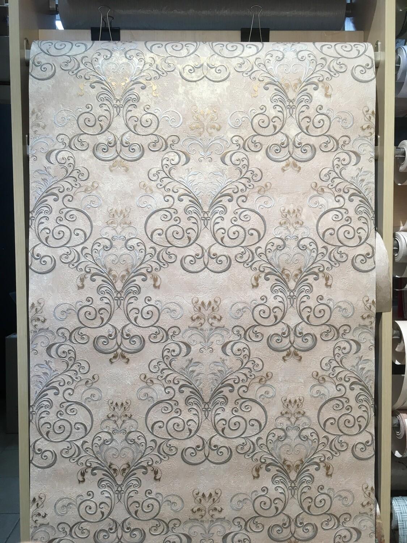Саратов обои бумажные (дуплекс) 0,53x10м Восток 02